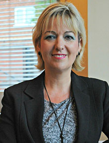 Woodville Co-operative Funeralcare general manager Amanda Woodward